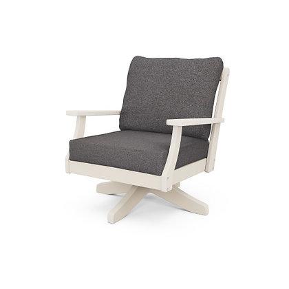POLYWOOD® Braxton Deep Seating Swivel Chair 4501SV