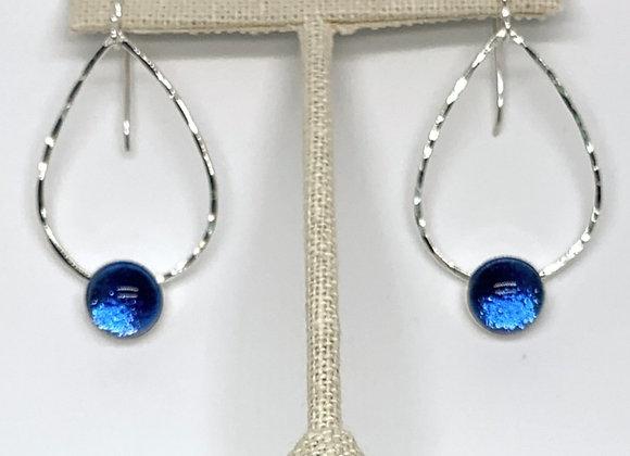 Tanya (SM) Earrings in Cornflower Blue