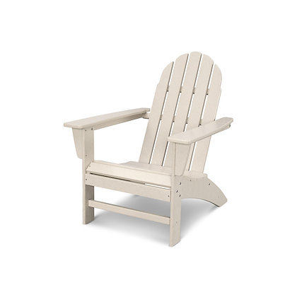 Quick Ship POLYWOOD® Vineyard Adirondack Chair AD400