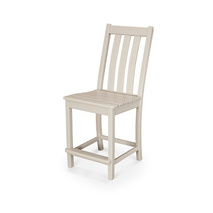 POLYWOOD® Vineyard Counter Side Chair VND131