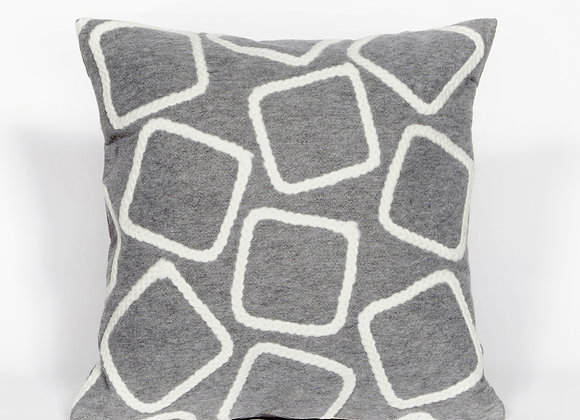 "Visions Squares Indoor/Outdoor Pillow 20""Square"