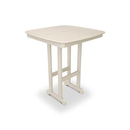 """POLYWOOD® Nautical 37"""" Bar Table NCBT37"""