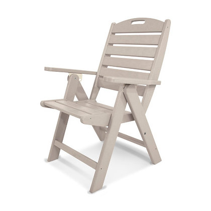 POLYWOOD® Nautical Highback Chair NCH38