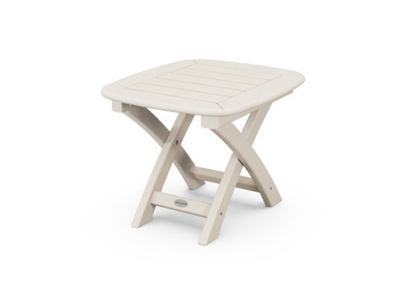 """POLYWOOD® Nautical 21""""x18"""" Side Table NST"""