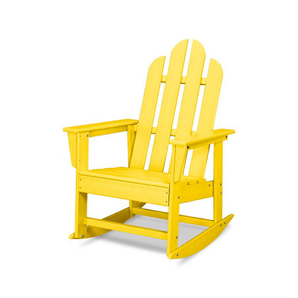 In Stock POLYWOOD® Long Island Rocker ECR1 (SHIPPING UNAVAILABLE)