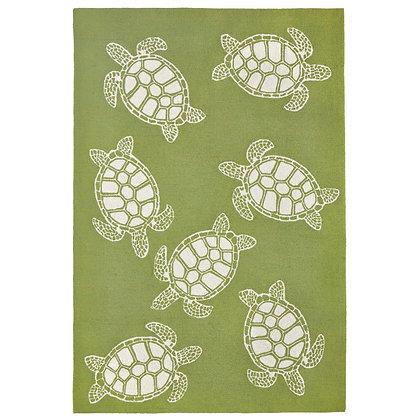 Turtles Indoor/Outdoor Rug