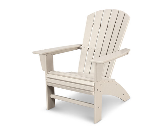 Quick Ship POLYWOOD® Nautical Curveback Adirondack AD610