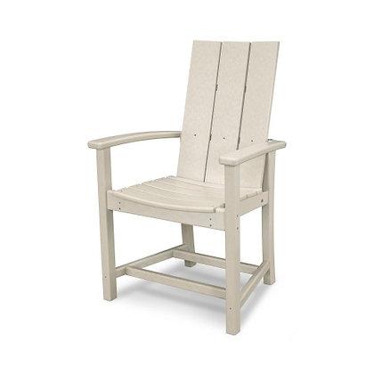 POLYWOOD® Modern Adirondack Dining Chair MLD200