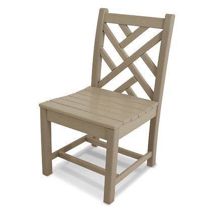 POLYWOOD® Chippendale Dining Side Chair CDD100