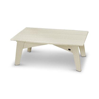 POLYWOOD® Riviera Modern Coffee Table CTMX2338