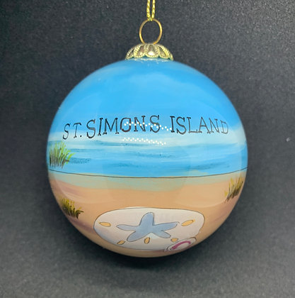 SSI Christmas Ornament