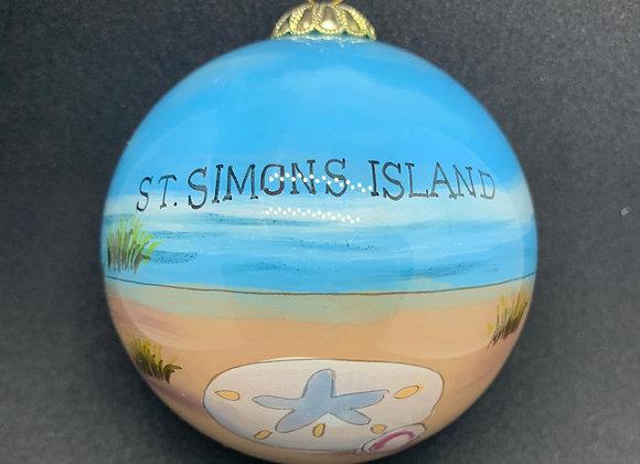 SSI Christmas Ornament