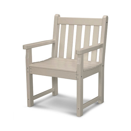 POLYWOOD® Traditional Garden Arm Chair TGB24