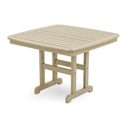 "POLYWOOD® Nautical 44"" Dining Table NCT44"
