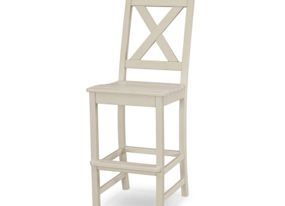 POLYWOOD® Braxton Bar Side Chair TGD182