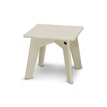 POLYWOOD® Riviera Modern Side Table CTMX17