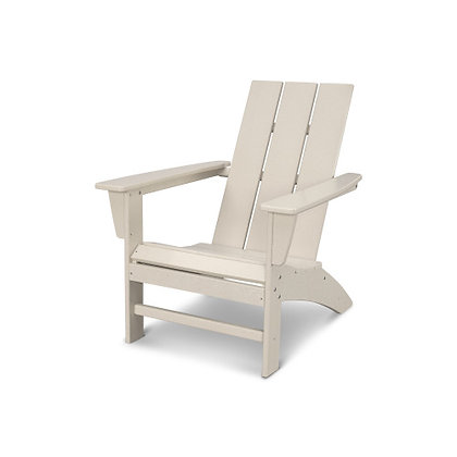 Quick Ship POLYWOOD® Modern Adirondack Chair AD420