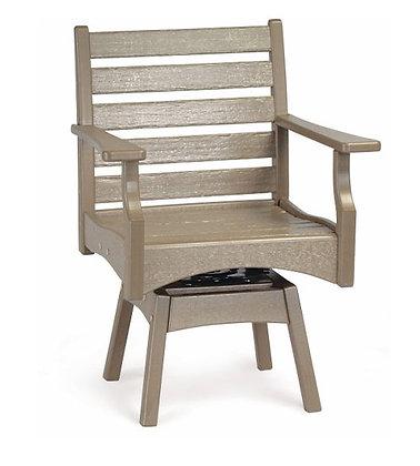BREEZESTA Piedmont Dining Swivel Rocker Chair PT-0601