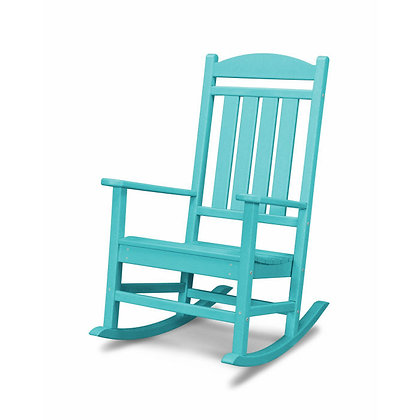 In Stock POLYWOOD® Presidential Rocking Chair R100 (SHIPPING UNAVAILABLE)