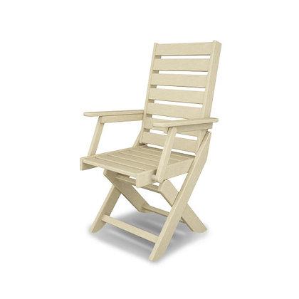 POLYWOOD® Captain Dining Chair CC4423-1