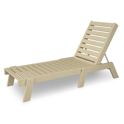 POLYWOOD® Captain Chaise CH7826-1