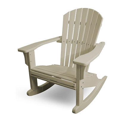 POLYWOOD® Seashell Rocking Chair SHR22