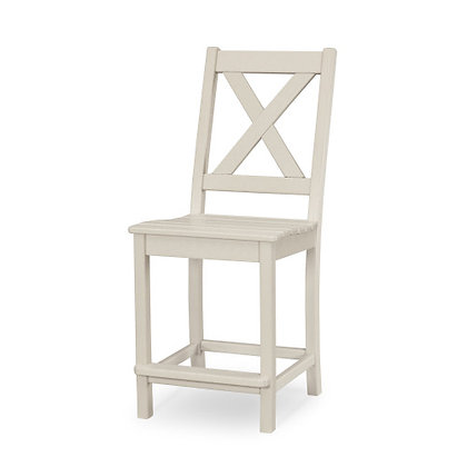 POLYWOOD® Braxton Counter Side Chair TGD181