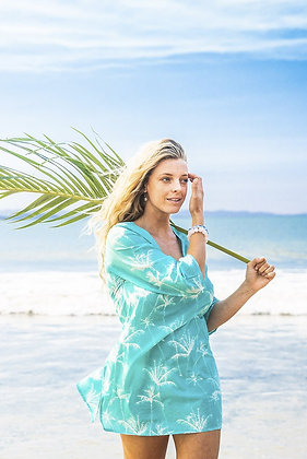 Palm Island Tunic