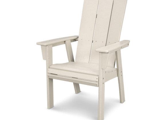 POLYWOOD® Modern Adirondack Dining Chair ADD620