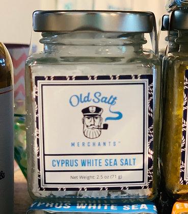 Old Salt Merchants Finishing Salt or Sugar