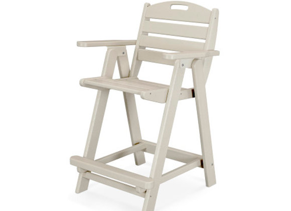 POLYWOOD® Nautical Counter Chair NCB40
