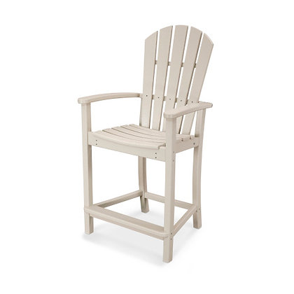 POLYWOOD® Palm Coast Counter Chair HND201