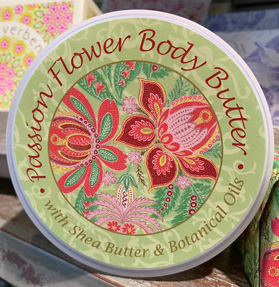 Passion Flower Body Butter