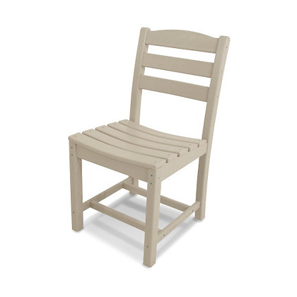 POLYWOOD® La Casa Cafe' Dining Side Chair TD100