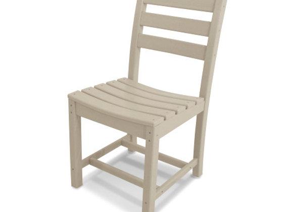 POLYWOOD® La Casa Cafe' Dining Side Chair TD100