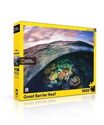 Great Barrier Reef 1000pc