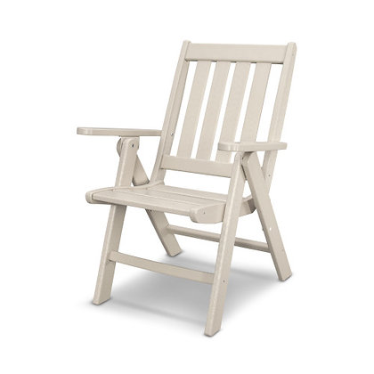 POLYWOOD® Vineyard Folding Dining Chair VND38