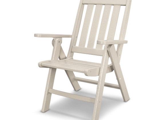 POLYWOOD® Vineyard Folding Dining Chair VND38