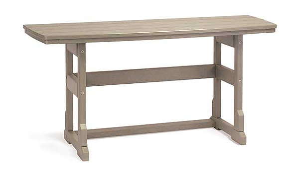 "BREEZESTA 21""x 60"" Terrace Counter Table CH-0817"