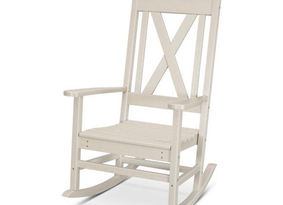 POLYWOOD® Braxton Porch Rocking Chair R180
