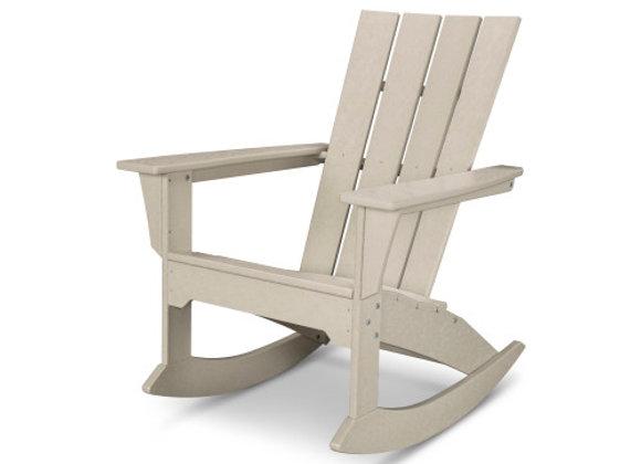 POLYWOOD® Quattro Adirondack Rocking Chair QNR10