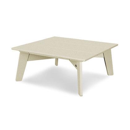 POLYWOOD® Riviera Modern Conversation Table CTMX35
