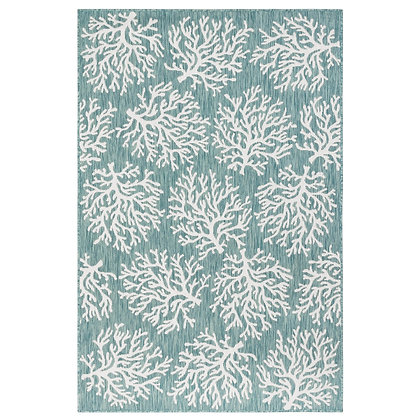 Coral Indoor/Outdoor Rug
