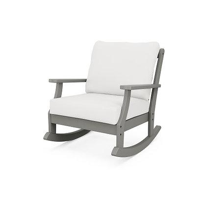 POLYWOOD® Braxton Deep Seating Rocking Chair 4501R
