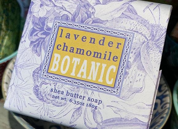 Lavender Chamomile Spa Soap