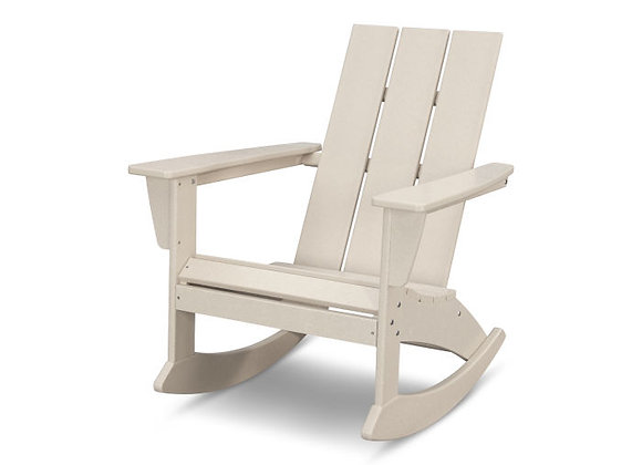 POLYWOOD® Modern Adirondack Rocking Chair ADR420