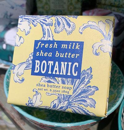 Fresh Milk Spa Soap