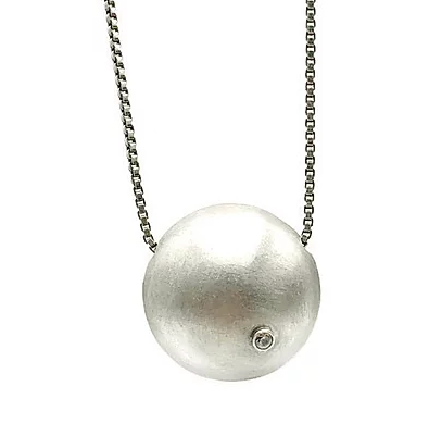 Hollow Sterling Ball