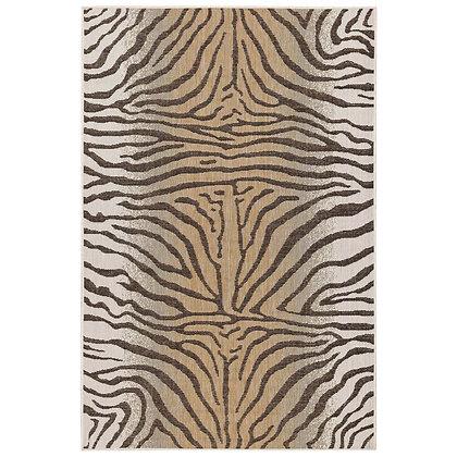 Zebra Indoor/Outdoor Rug