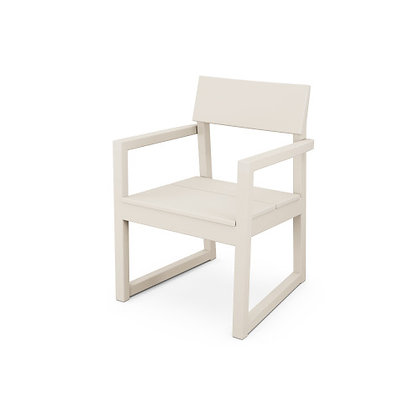 POLYWOOD® Edge Dining Arm Chair EMD200